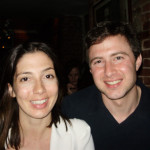 Raquel Benoliel de Carvalho and husband Brendan Yam
