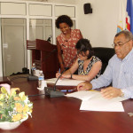 Signing Cooperation Pact between Boa Vista and CVJHP
